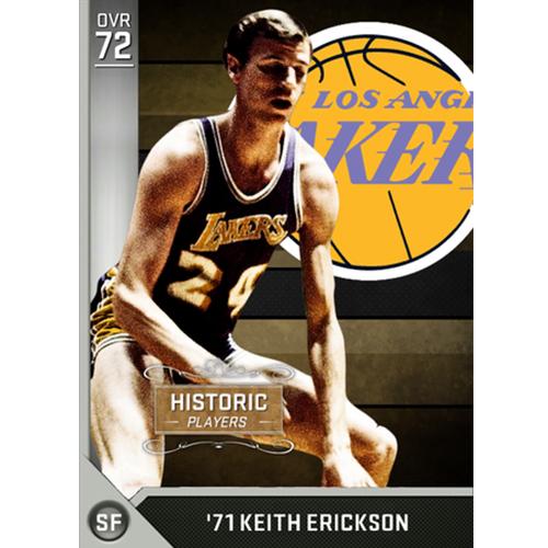 Keith Erickson