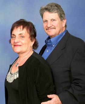 Martha & Clive Gurwitz - South Africa | Rwanda