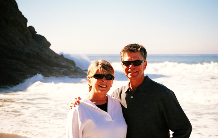 John and Cris Williams - Dana Point CA.