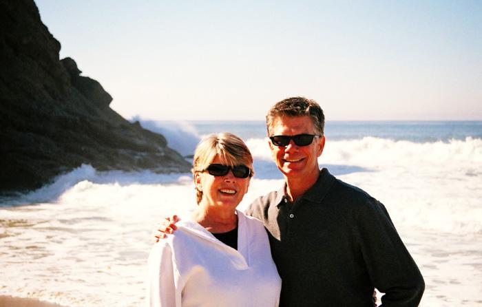 John and Cris Williams - Dana Point CA.