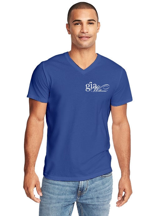 GIA_RoyalBlue-Men_V-Neck_WHITE